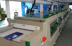 Photoresist developing cleaning drying Machine