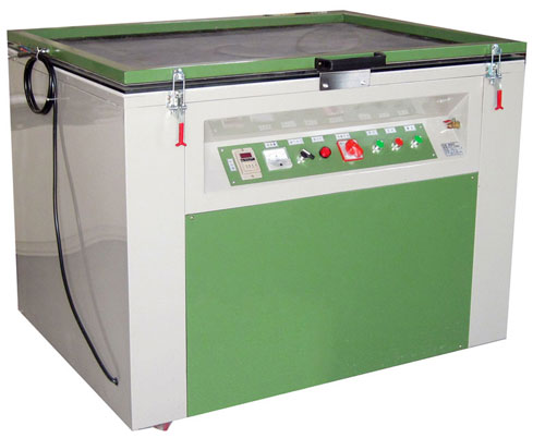 Features: PCB Single Side Vacuum Exposure Machine for printed circuit ...