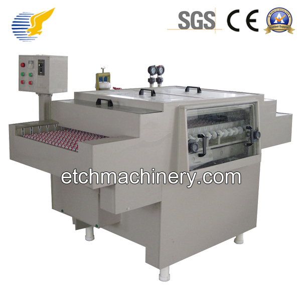 S650 Double Sided Sprey Etching Machine