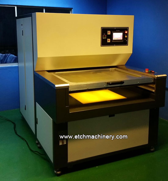 LED Precision Exposure Machine