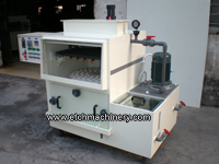 Watch case Etching Machine
